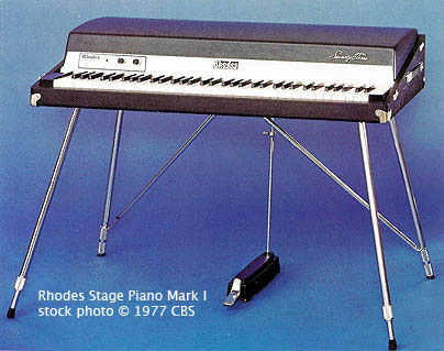 Rhodes Mark I Stage Piano (73-key)