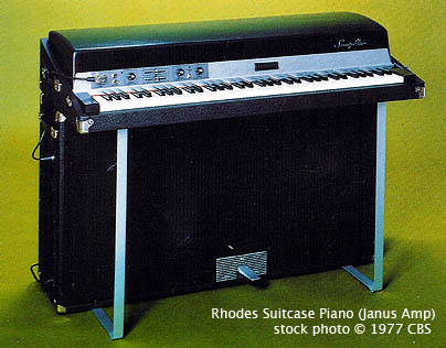Rhodes Suitcase Piano (73-key)